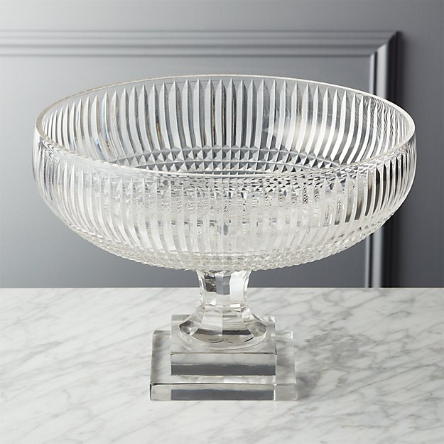 Champ glass punch bowl reviews cb2 for Houzz pro account cost