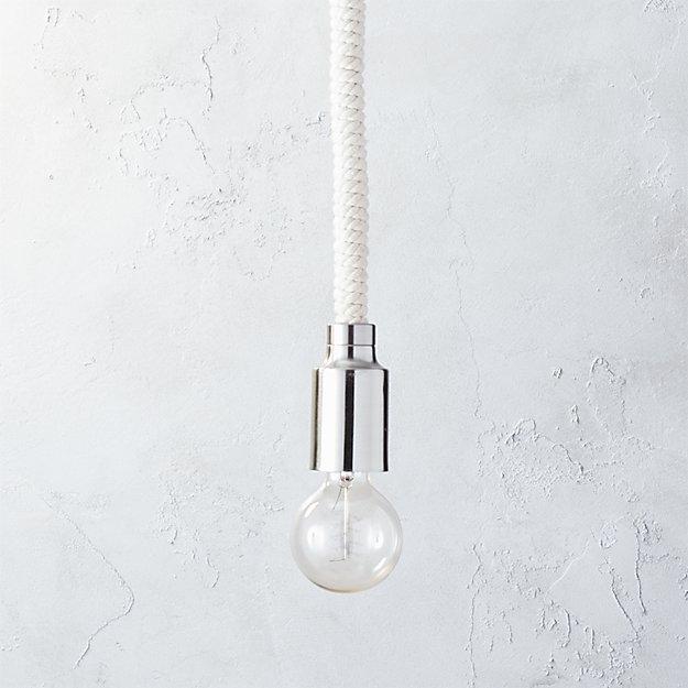 chord pendant light