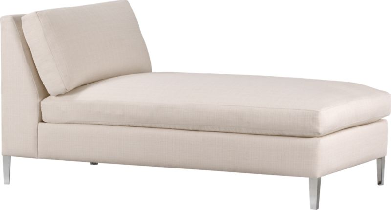 cielo ivory chaise