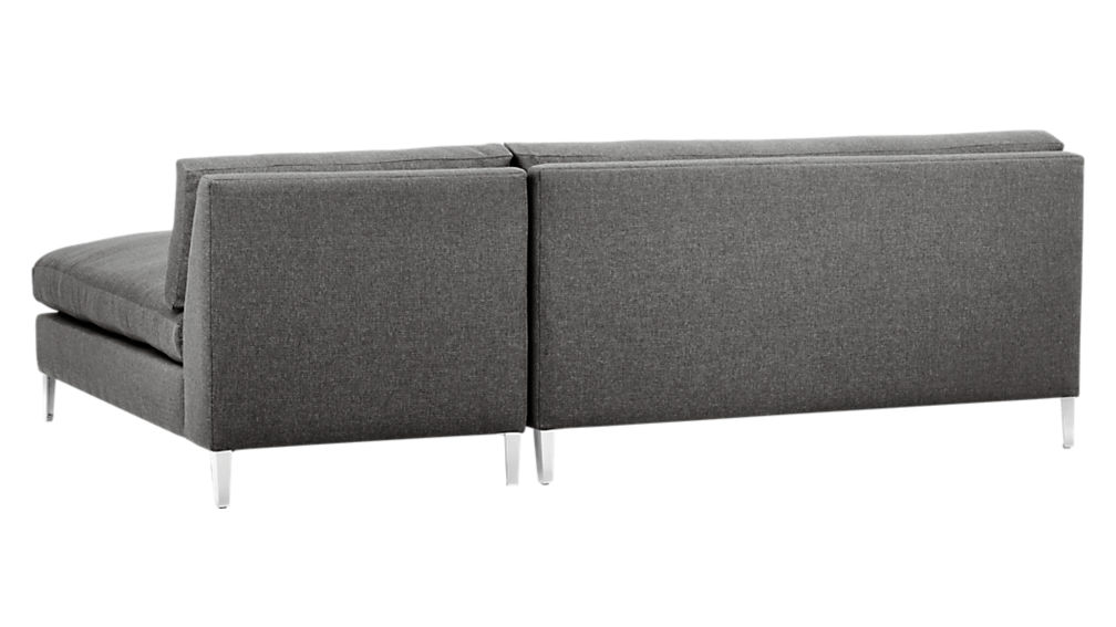 cielo ii 2piece sectional sofa