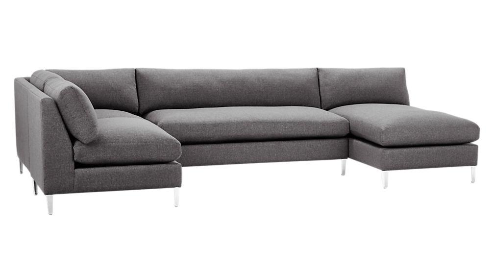 cielo II 4-piece sectional sofa
