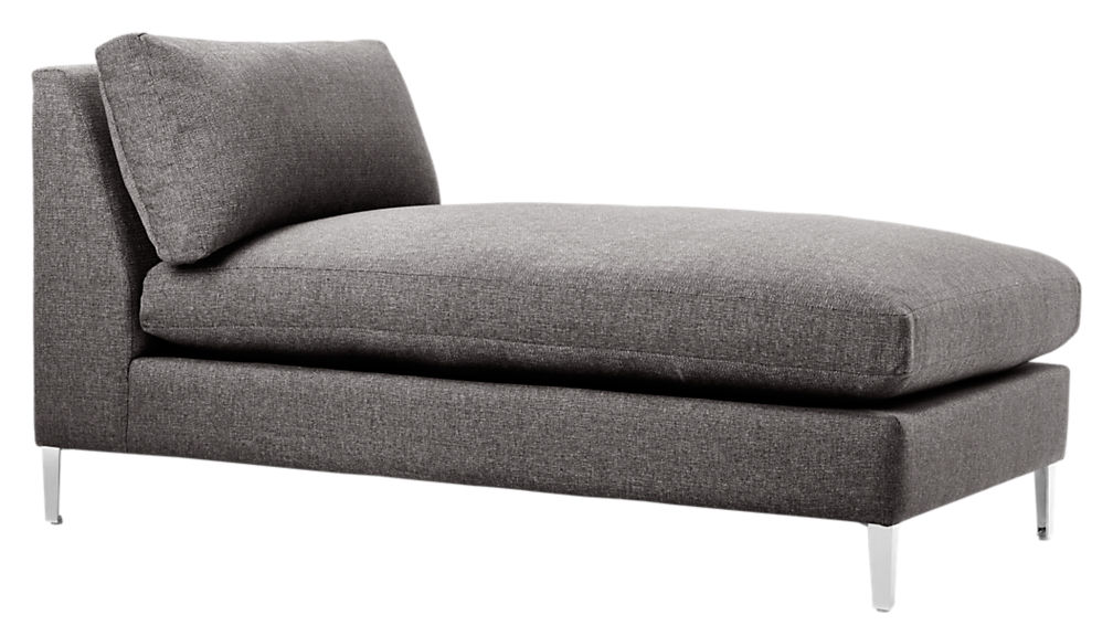 cielo II chaise; cielo II chaise ...  sc 1 st  CB2 : cb2 chaise - Sectionals, Sofas & Couches