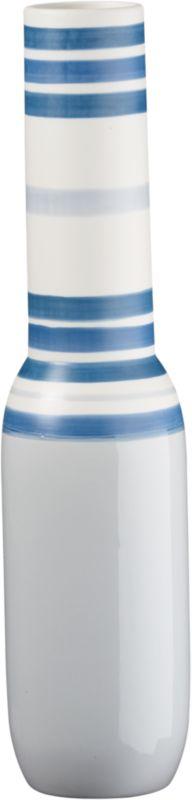 cirque grey vase