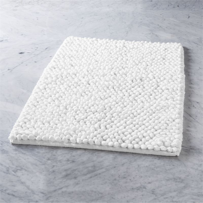 Crate And Barrel 2 Bath Mats