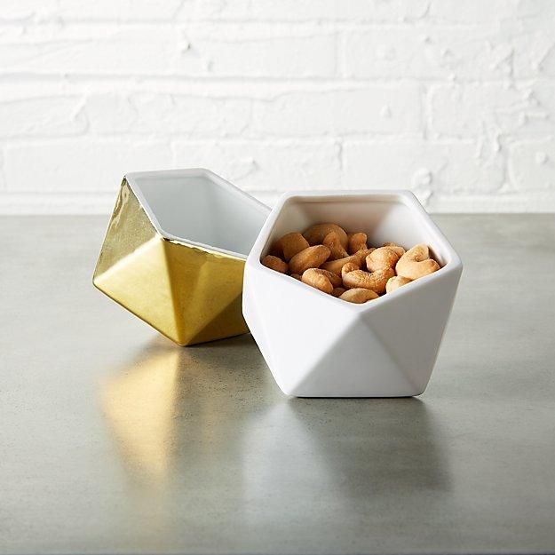 Clarity Nut Bowls Cb2