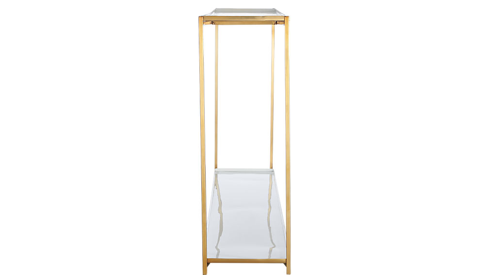 cleo console table