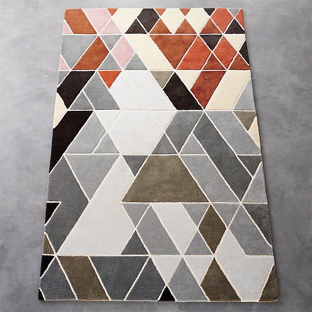 cleo muliticolor rug