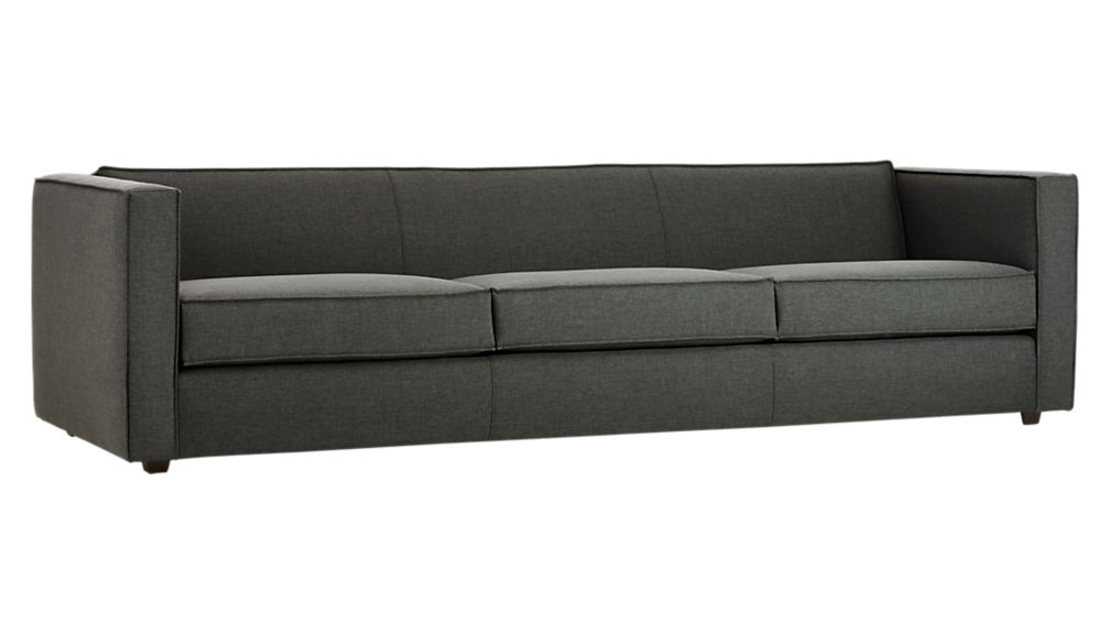 club 3-seater sofa