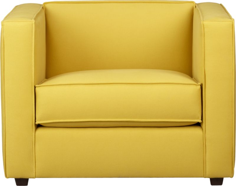 club lemongrass chair