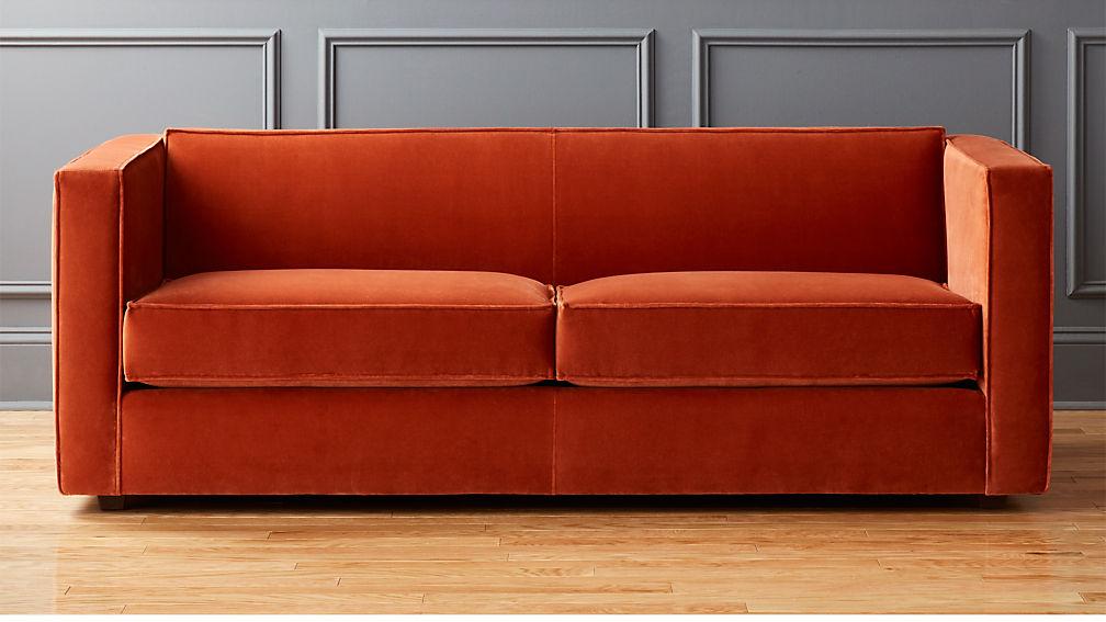 clubsofarustshs18_1x1 - Orange Sofa