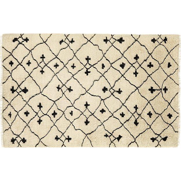 communion shag rug 5'x8'