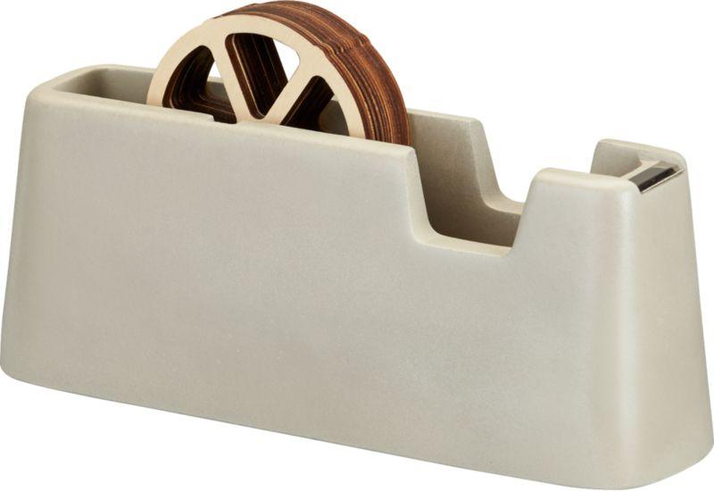 concrete masking tape dispenser