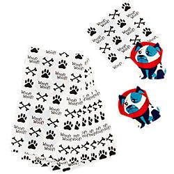 cone of shame dog bandages