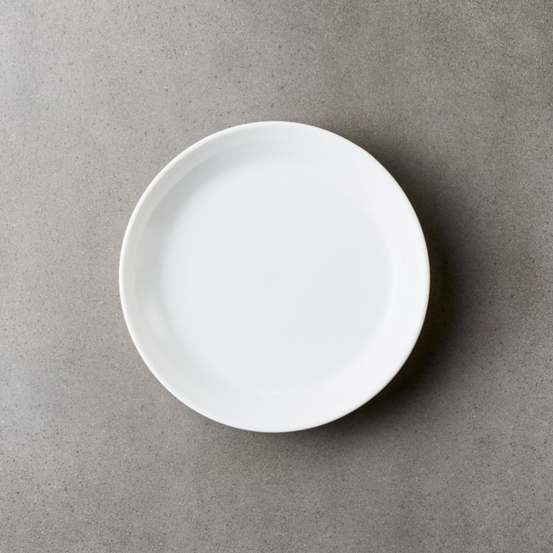Contact Bone China White Appetizer Plate Add to Favorites & Bone China Dinnerware | CB2