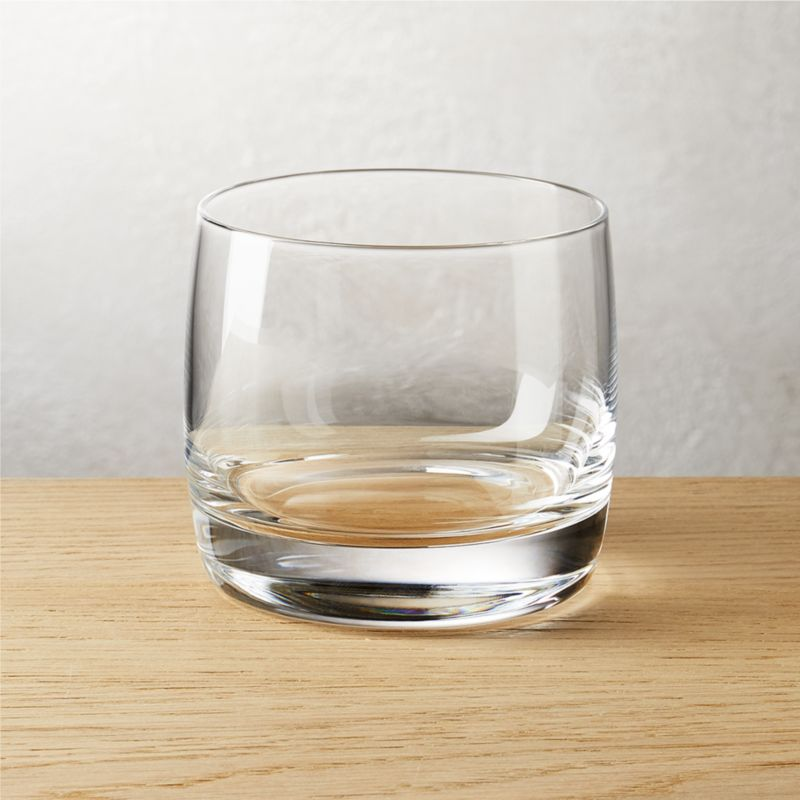 Cooper Double Old Fashioned Glass Reviews Cb2