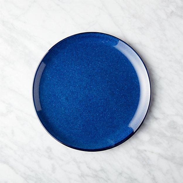 Costa Blue Salad Plate
