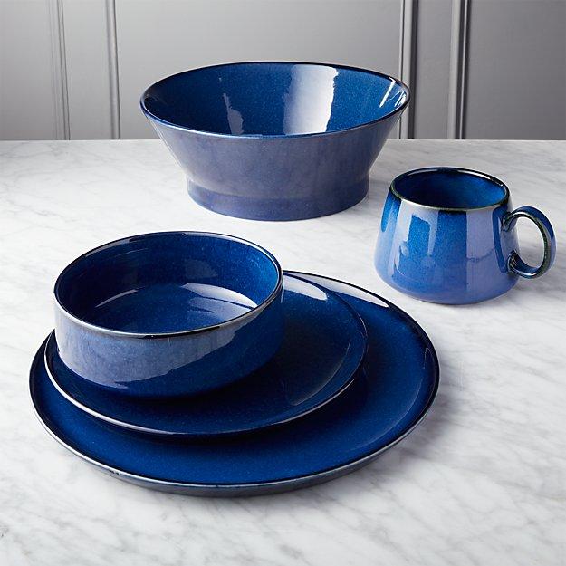 Costa Blue Dinnerware