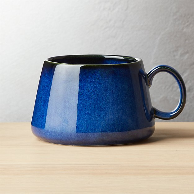 Costa Reactive Blue Mug