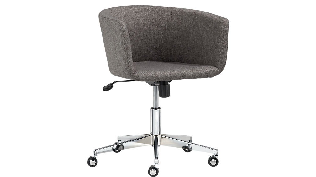 ... Coup Grey Office Chair ...