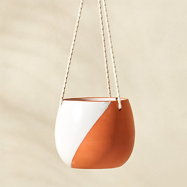 cove small hanging planter