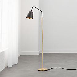 crane floor lamp