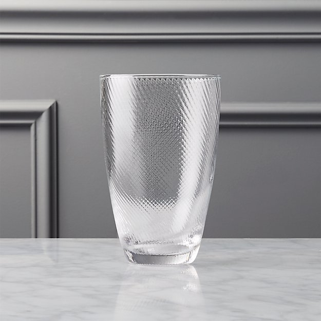 crimp cooler glass