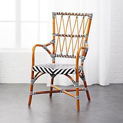 Wonderful Criss Cross Cafe Chair