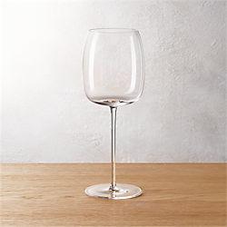 cru red wine glass