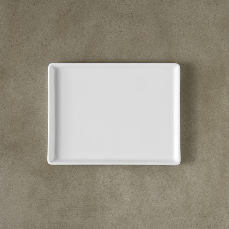 cuatro small platter