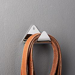 Cuff Chrome Wall Hook