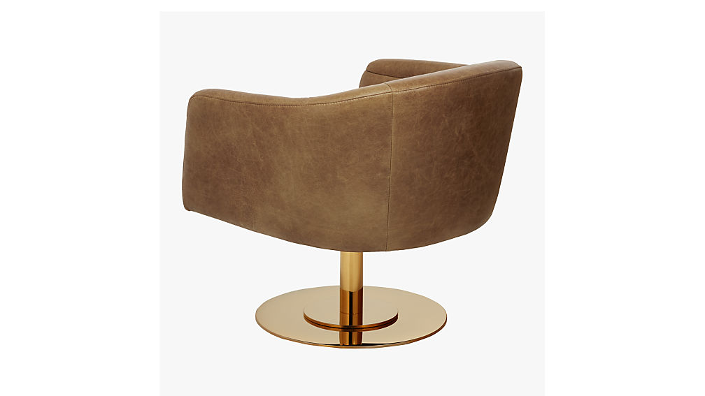 cupa leather chair