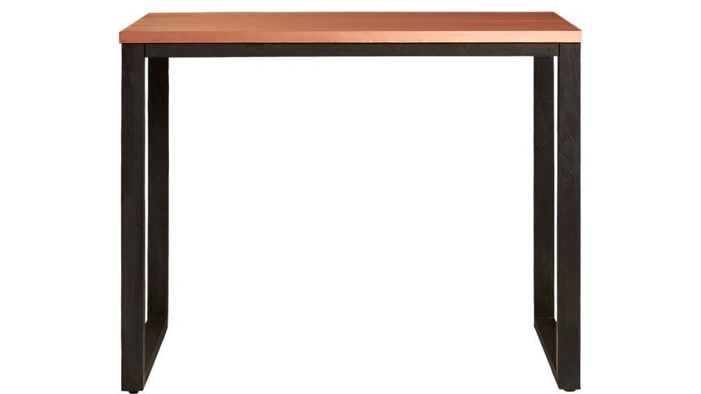 cupro counter table