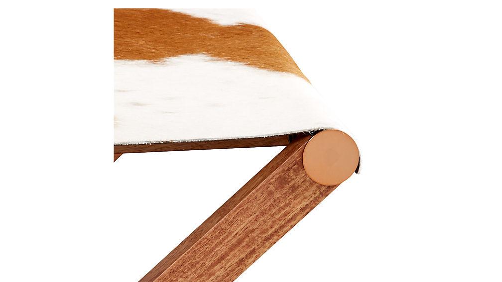 curator hide stool-table