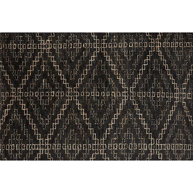cuzco hemp rug 6'x9'