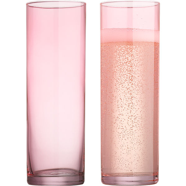 CylinderFlutes8ozPinkS15