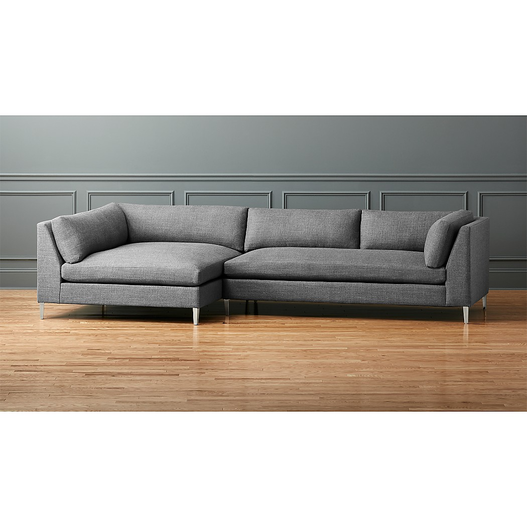 tap to zoom - 2 Piece Sectional