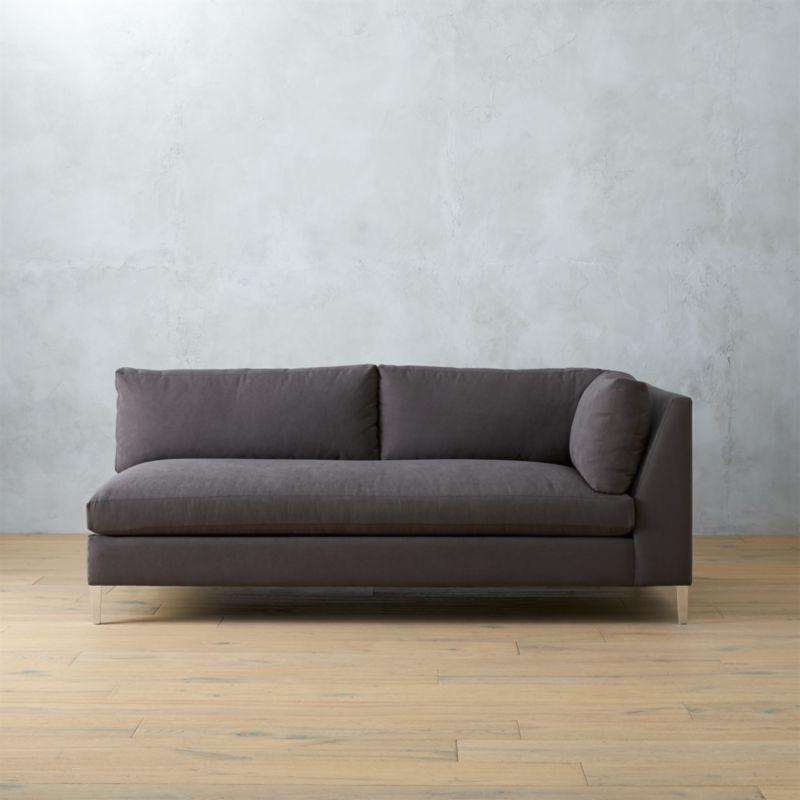 Decke Couch: Decker Right Arm Sofa