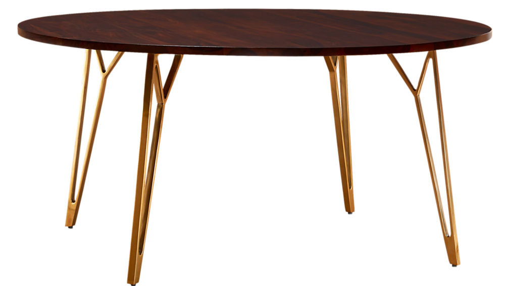 "dial 60"" dining table"