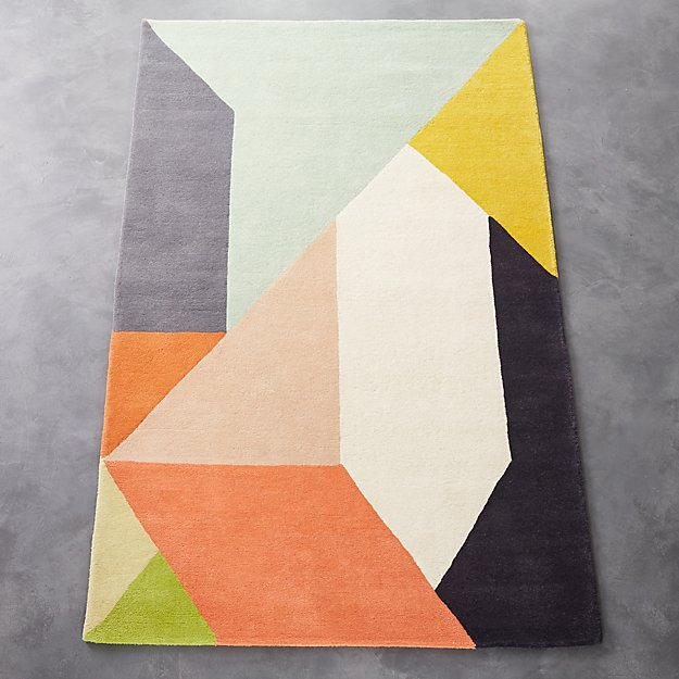 division rug