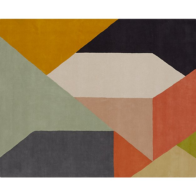 division rug 8'x10""