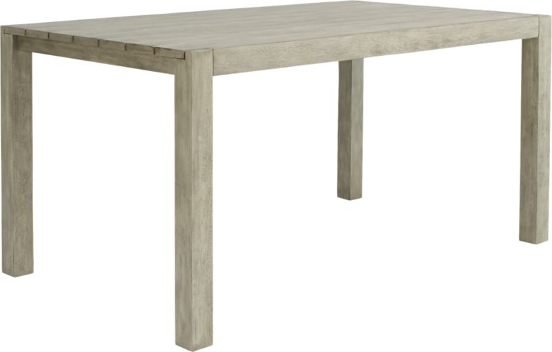 dockside dining table
