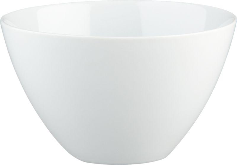 dome individual bowl
