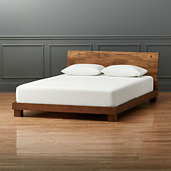Dondra Teak Queen Bed