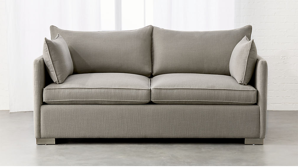 cosy 72 inch sleeper sofa. Dose Pebble Queen Sleeper Sofa Modern Sofas and Couches  CB2