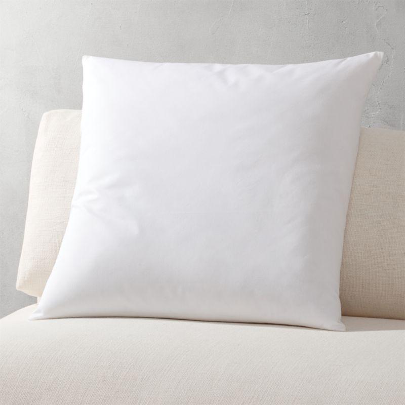 """23"""" down alternative pillow insert"""