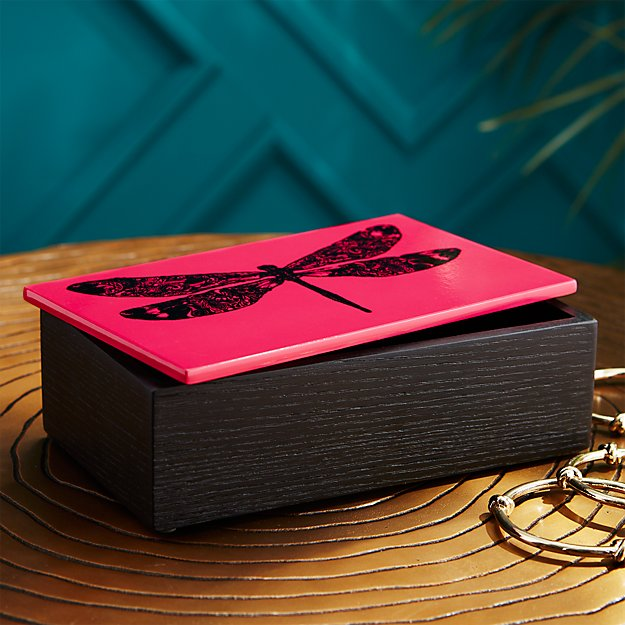 dragonfly storage box