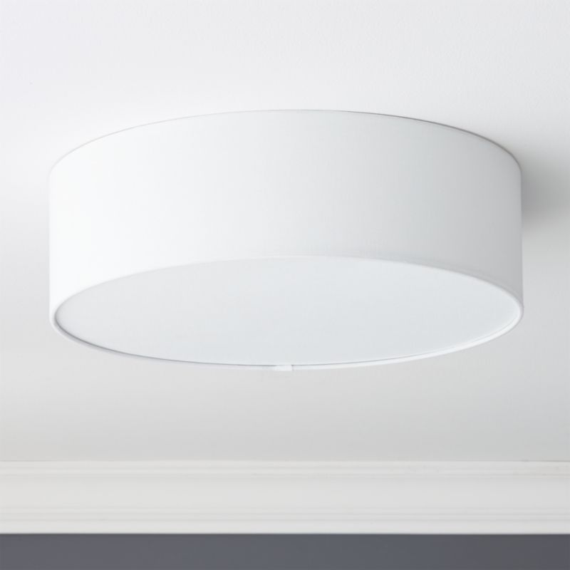 Modern Flush Mount Lighting | CB2