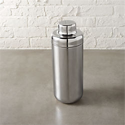 duke stainless steel cocktail shaker