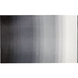 dusk black-white outdoor rug 5'x8'