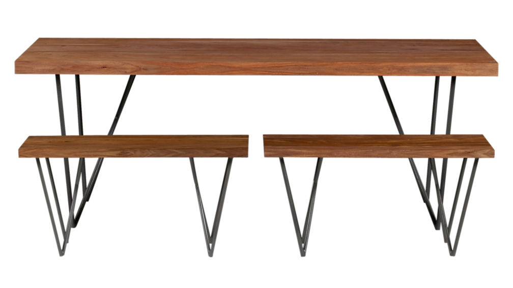 """dylan 36""""x80""""dining table"""